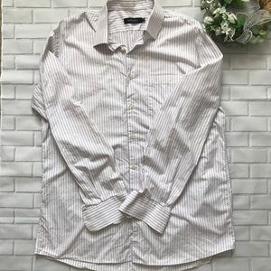 Other - Men's large Button front dress shirt